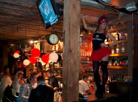 Experience hot atmosphere in Tallinn bars