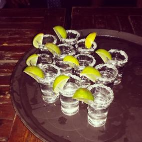 Free shots in hot bar for you and your stag buddies!